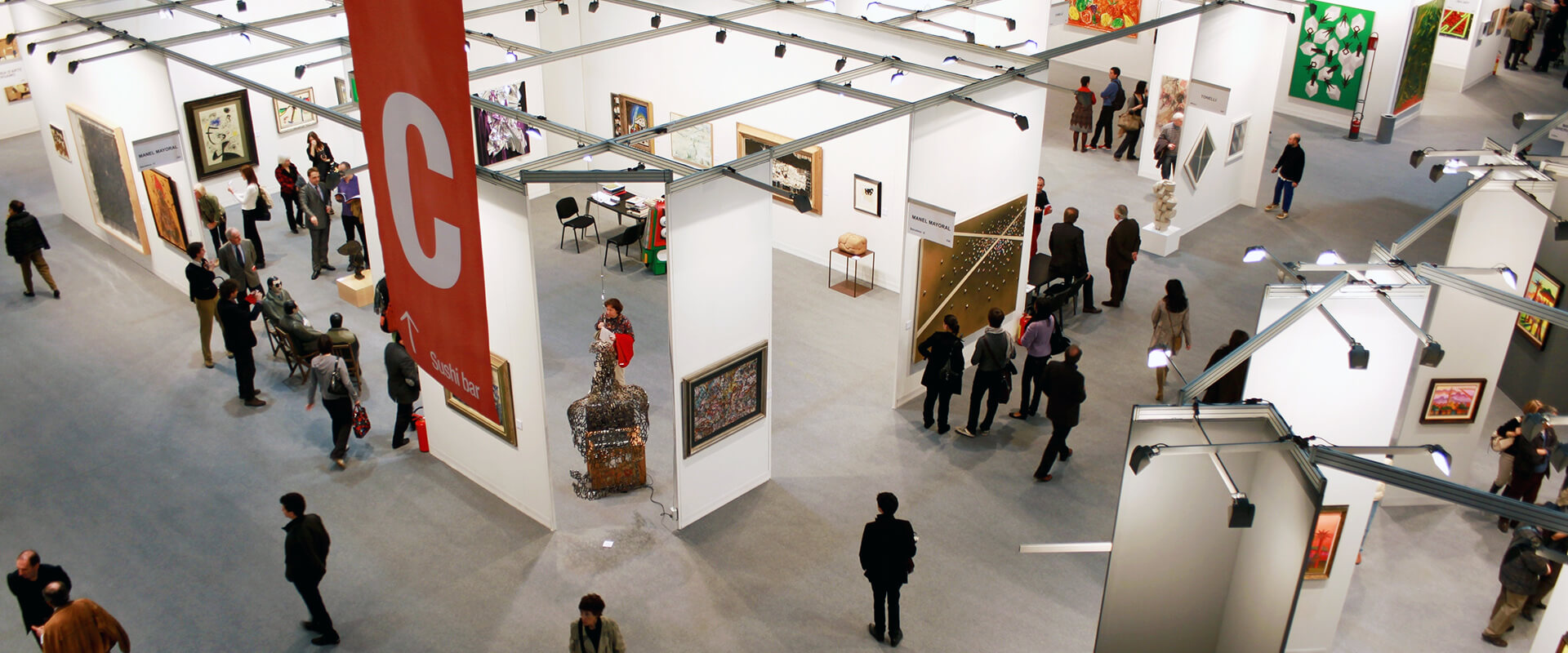 REVEL arthouse events and tradeshows