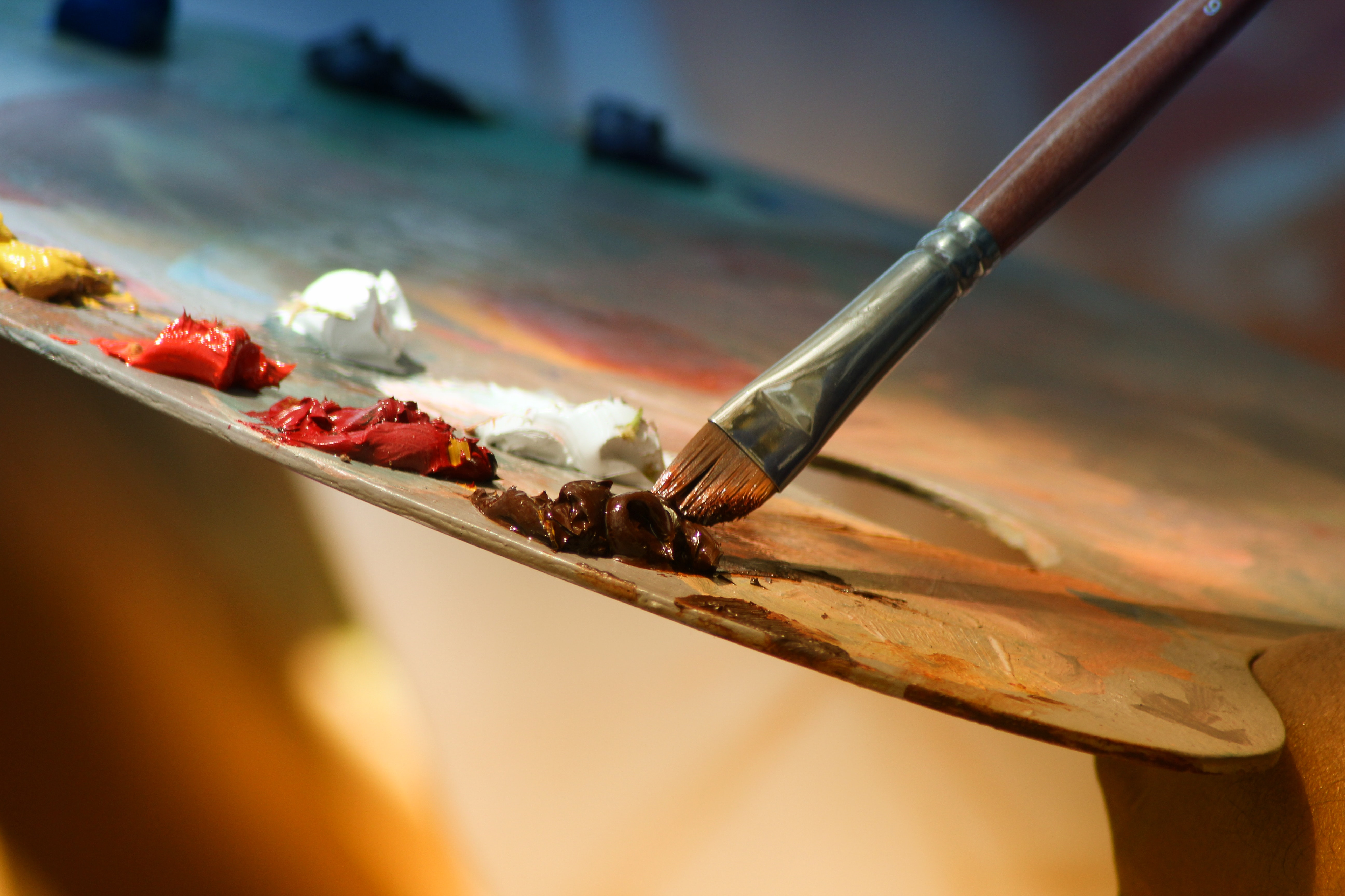 Keys to a Successful Art Career From Some of the Greats