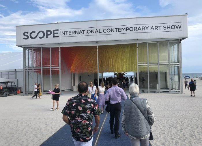 Scope Miami Beach x REVEL arthouse