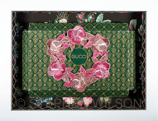Gucci Vintage Green by Stephen Wilson